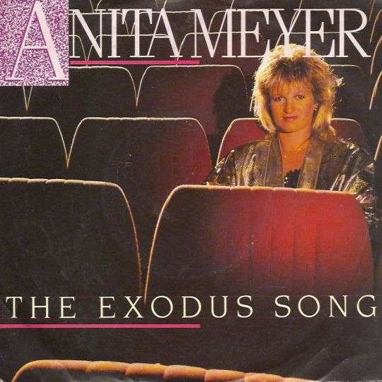 Coverafbeelding The Exodus Song - Anita Meyer