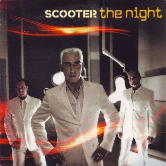 Coverafbeelding The Night - Scooter