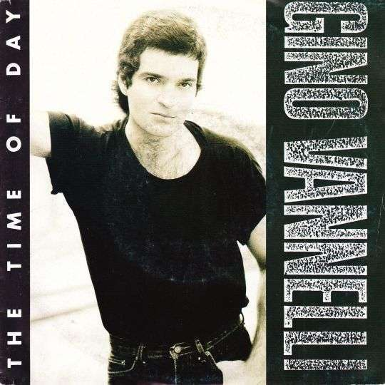 Coverafbeelding The Time Of Day - Gino Vannelli