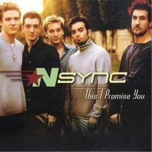 Coverafbeelding This I Promise You - *nsync