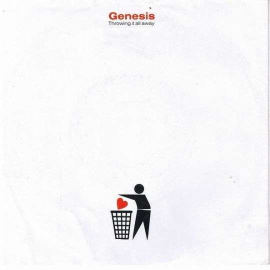 Coverafbeelding Throwing It All Away - Genesis