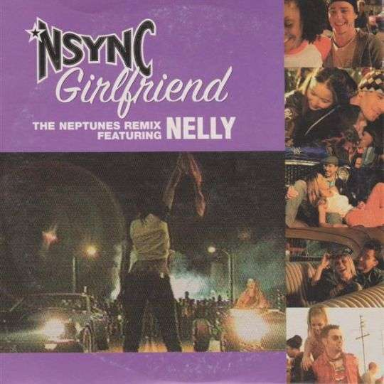 Coverafbeelding Girlfriend - The Neptunes Remix - *nsync Featuring Nelly