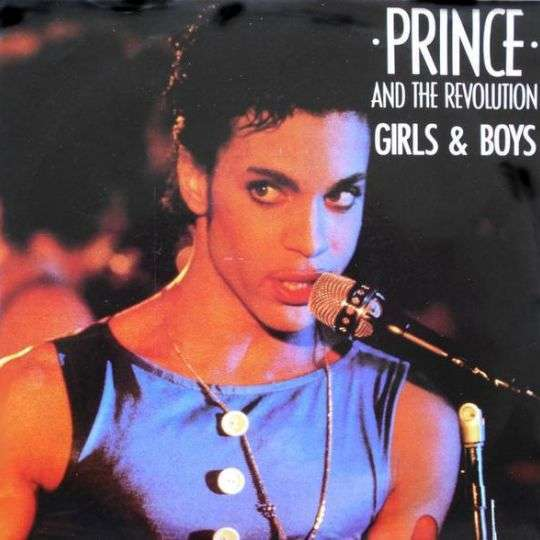 Coverafbeelding Girls & Boys - Prince And The Revolution