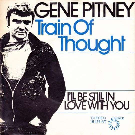 Coverafbeelding Train Of Thought - Gene Pitney