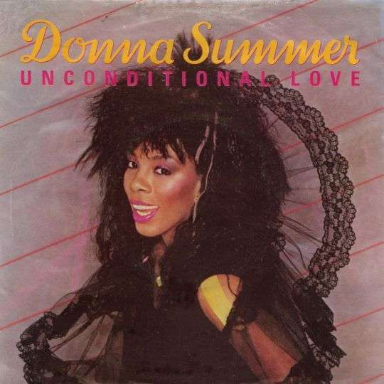 Coverafbeelding Unconditional Love - Donna Summer