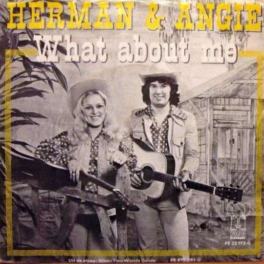 Coverafbeelding Herman & Angie - What About Me
