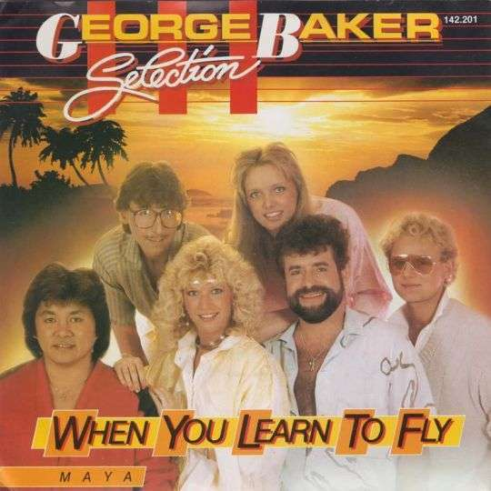 Coverafbeelding When You Learn To Fly - George Baker Selection