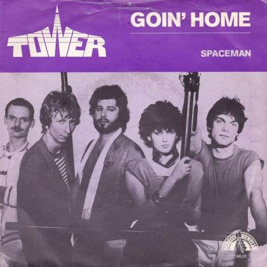 Coverafbeelding Tower - Goin' Home