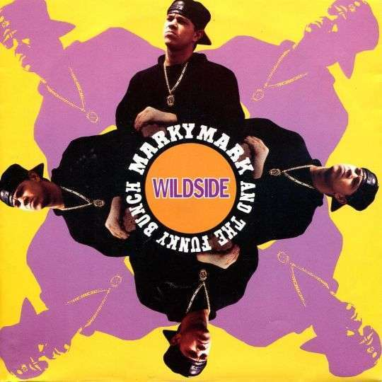 Coverafbeelding Wildside - Marky Mark And The Funky Bunch