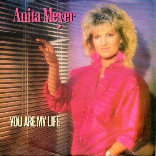 Coverafbeelding You Are My Life - Anita Meyer