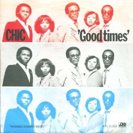 Coverafbeelding Good Times - Chic