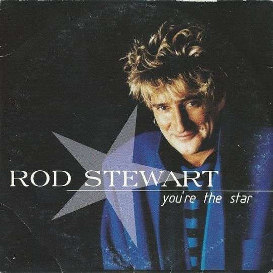 Coverafbeelding You're The Star - Rod Stewart