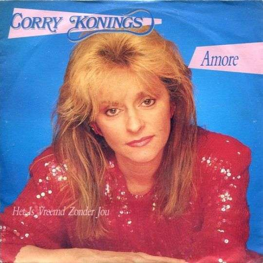 Coverafbeelding Amore - Corry Konings