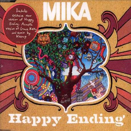 Coverafbeelding Happy Ending - Mika