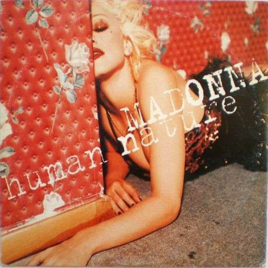 Coverafbeelding Human Nature - Madonna