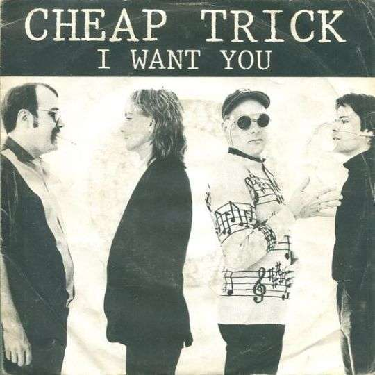 Coverafbeelding I Want You - Cheap Trick