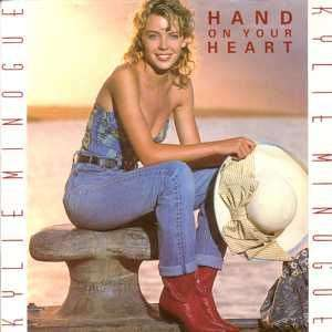 Coverafbeelding Hand On Your Heart - Kylie Minogue