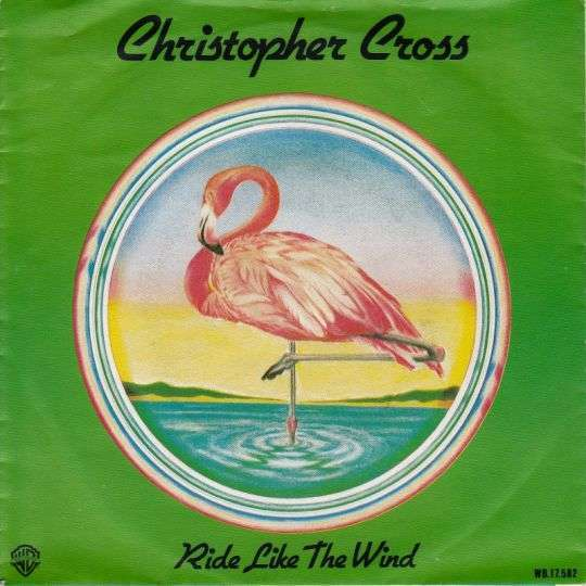 Coverafbeelding Ride Like The Wind - Christopher Cross