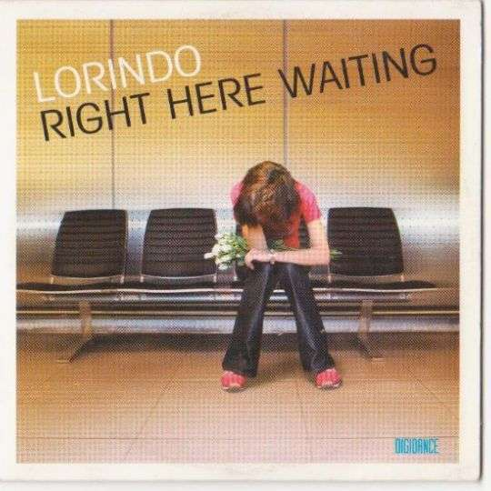 Coverafbeelding Lorindo - Right Here Waiting