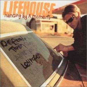 Coverafbeelding Hanging By A Moment - Lifehouse
