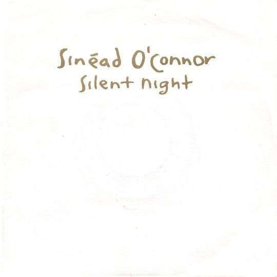 Coverafbeelding Silent Night - Sinéad O'connor
