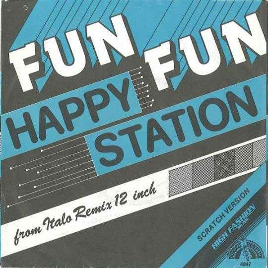 Coverafbeelding Happy Station - Fun Fun