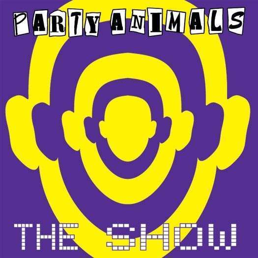 Coverafbeelding Party Animals - The Show