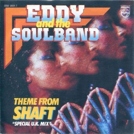 Coverafbeelding Theme From Shaft - Special U.k. Mix - Eddy And The Soulband