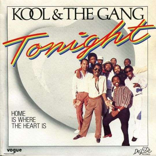 Coverafbeelding Tonight - Kool & The Gang