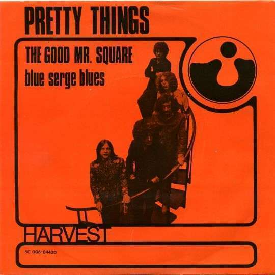 Coverafbeelding The Good Mr. Square - Pretty Things