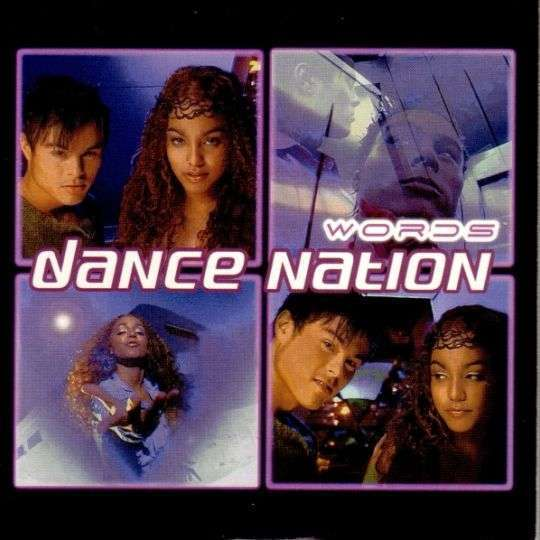 Coverafbeelding Dance Nation - Words