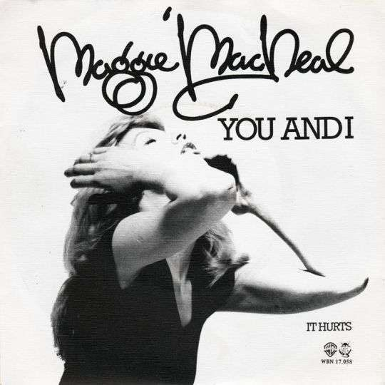 Coverafbeelding You And I - Maggie Macneal