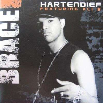 Coverafbeelding Hartendief - Brace Featuring Ali B