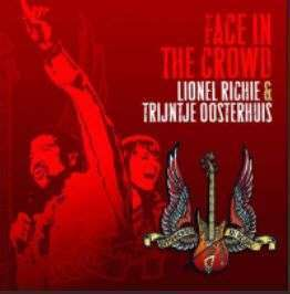 Coverafbeelding Face In The Crowd - Lionel Richie & Trijntje Oosterhuis