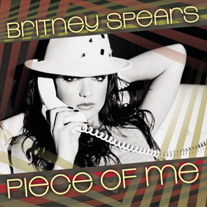 Coverafbeelding Piece Of Me - Britney Spears
