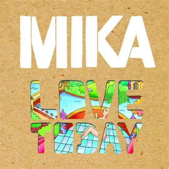 Coverafbeelding Love Today - Mika
