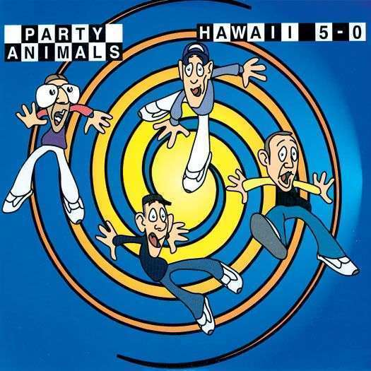 Coverafbeelding Hawaii 5-0 - Party Animals