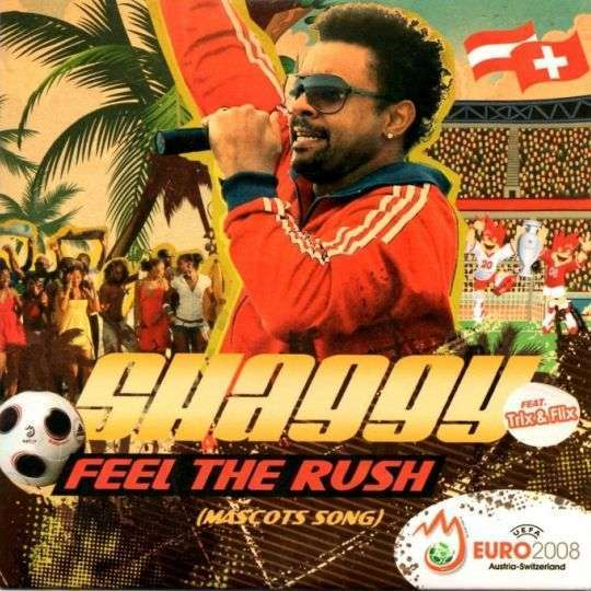 Coverafbeelding Feel The Rush (Mascots Song) - Shaggy Feat. Trix & Flix