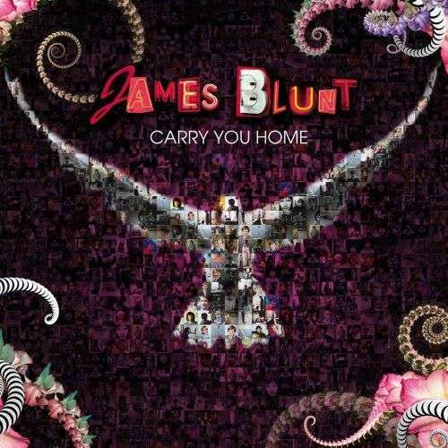 Coverafbeelding Carry You Home - James Blunt