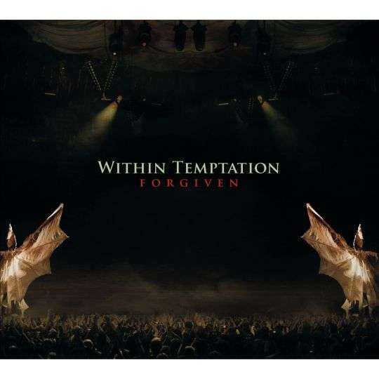 Coverafbeelding Forgiven - Within Temptation