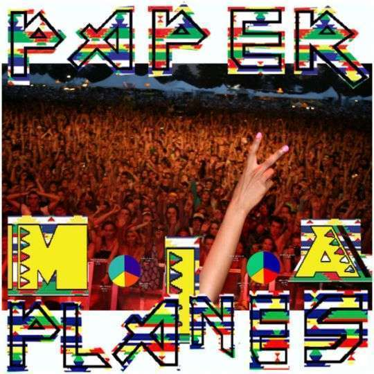 Coverafbeelding Paper Planes - M.i.a.