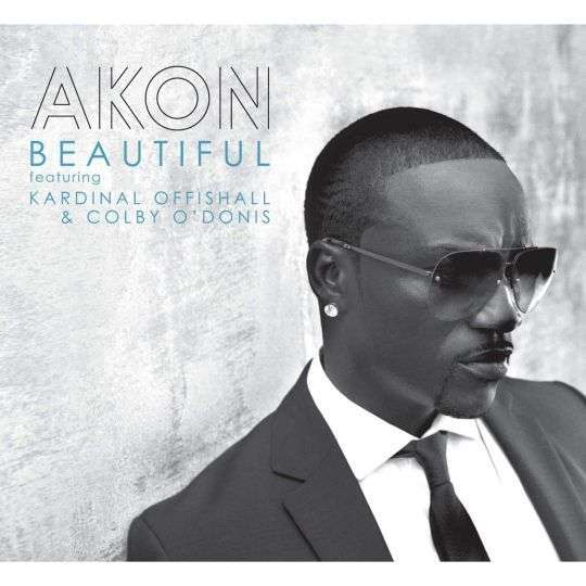 Coverafbeelding Beautiful - Akon Featuring Kardinal Offishall & Colby O'donis
