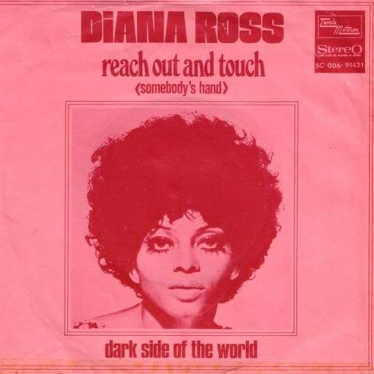 Coverafbeelding Reach Out And Touch (Somebody's Hand) - Diana Ross