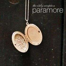 Coverafbeelding Paramore - The only exception