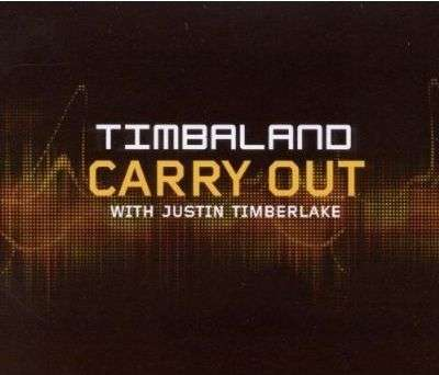 Coverafbeelding Timbaland with Justin Timberlake - Carry out