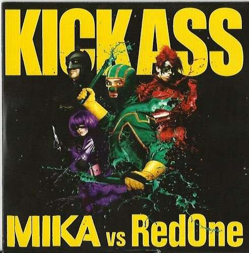 Coverafbeelding Kick Ass - Mika Vs Redone