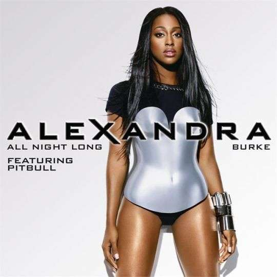 Coverafbeelding All Night Long - Alexandra Burke Featuring Pitbull