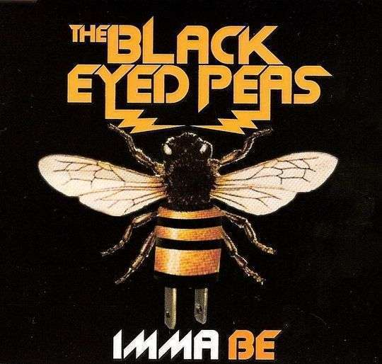 Coverafbeelding Imma Be - The Black Eyed Peas