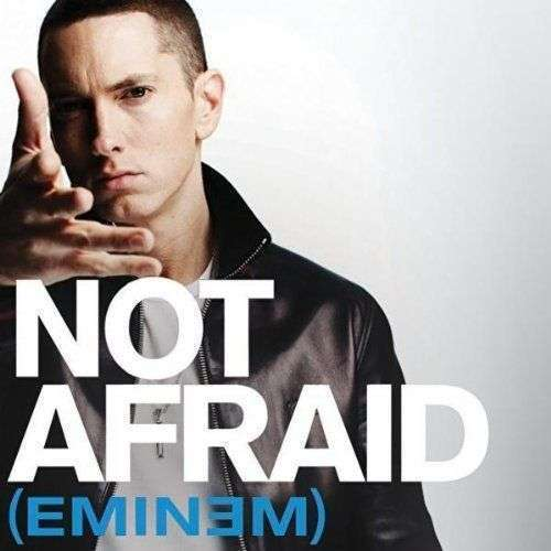 Coverafbeelding Not Afraid - Eminem