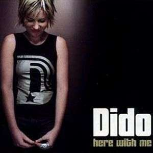 Coverafbeelding Here With Me - Dido